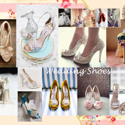 擁有一雙回憶的婚鞋 Wedding Shoes