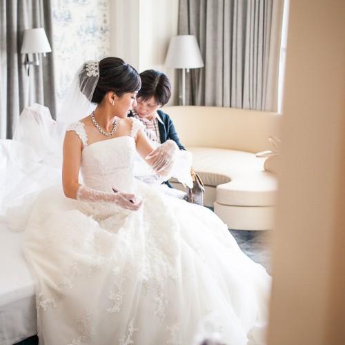 鈞婷結婚婚宴-台北維多利亞酒店 [Nadia 新秘造型]