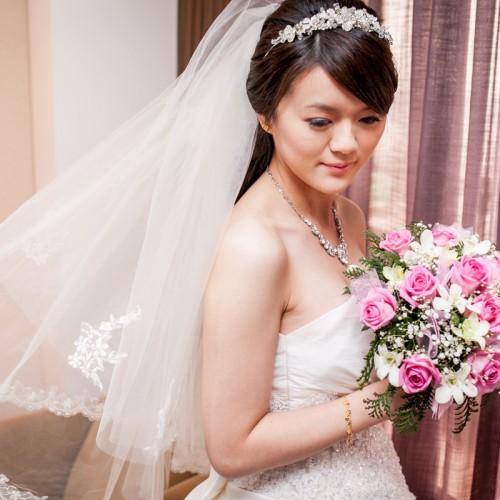 乃寧訂結婚宴-新竹國賓大飯店 [Nadia 新秘造型]