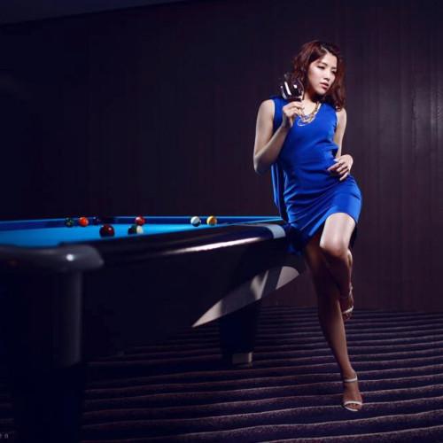 流行時尚彩妝造型-田田