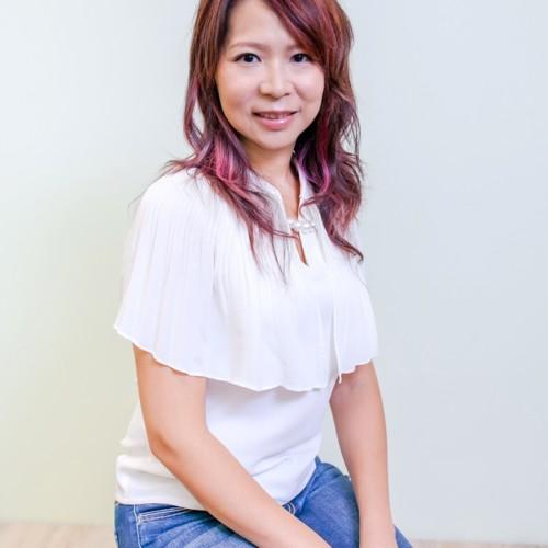 風潮兒童音樂製作人-謝欣芷宣傳照造型
