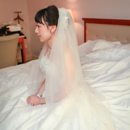 喬弘穗華結婚-昇財麗禧 [造型師NADIALEE]