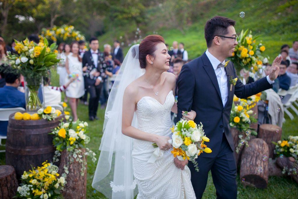 顏氏牧場婚禮,戶外婚禮,歐美風格,推薦新秘NADIALEE,美式婚禮造型
