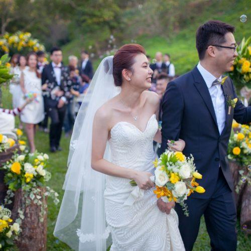 [新秘造型NADIALEE]文哲詩涵結婚-顏氏牧場戶外婚禮
