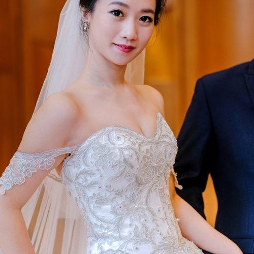 中部新秘:曼菱結婚-僑園