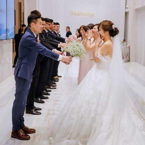 [台中新秘NADIALEE]宜珊志星結婚-萊特葳庭儀式
