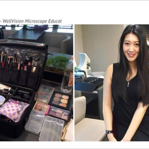 商業廣告彩妝-攝影教學MODEL棚拍