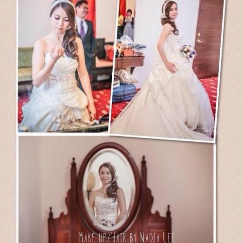 新娘飾品-復古髮帶