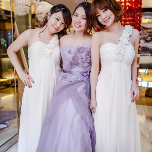 [ 台北新秘NadiaLEE ] 恆毅碧瑩結婚婚宴-板橋吉立餐廳
