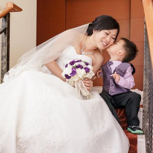 盈丰結婚補請-清新溫泉會館 [Nadia 新秘造型]