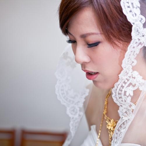 勝仁佑萱結婚婚宴-台南安南區活動中心 [Nadia 新秘造型]