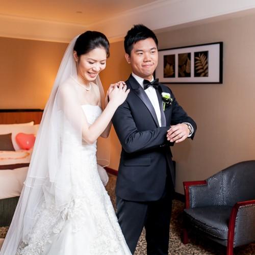 [ 台中新秘NadiaLee ]怡婷結婚婚宴-全國大飯店 / 新娘造型