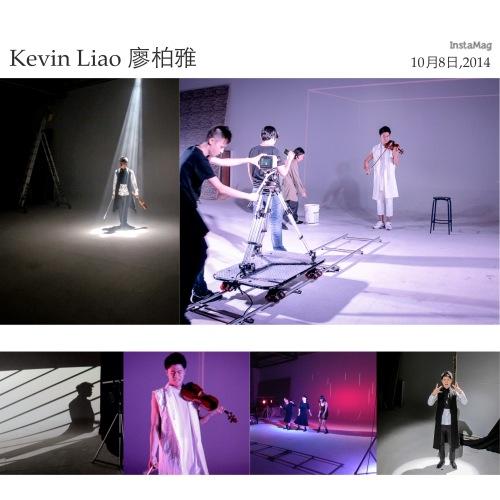Kevin Liao廖柏雅-MV造型
