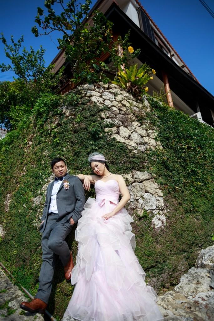沖繩婚紗-CASA