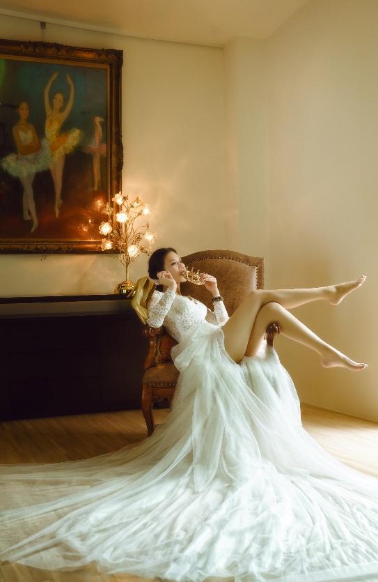 創意婚紗-油甲桂
