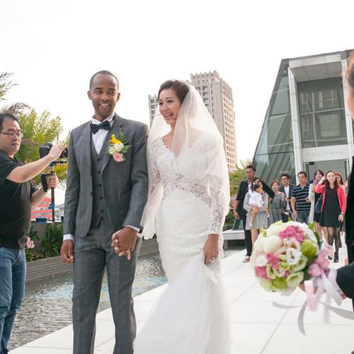 台北新秘NadiaLee - Kevin & Maggie結婚戶外證婚-新竹芙洛麗酒店