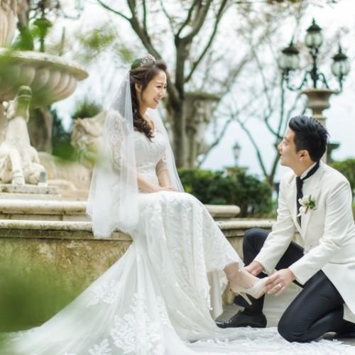 婚紗造型 NadiaLee作品精選 - 新秘推薦 整體造型