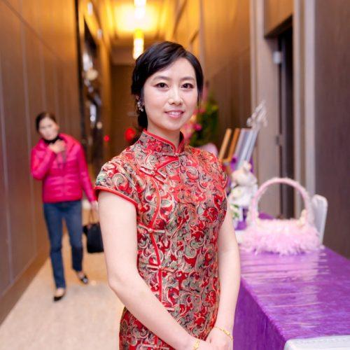 澔賢小蕫結婚-大中華國際美食館 [彩妝師NADIALEE]