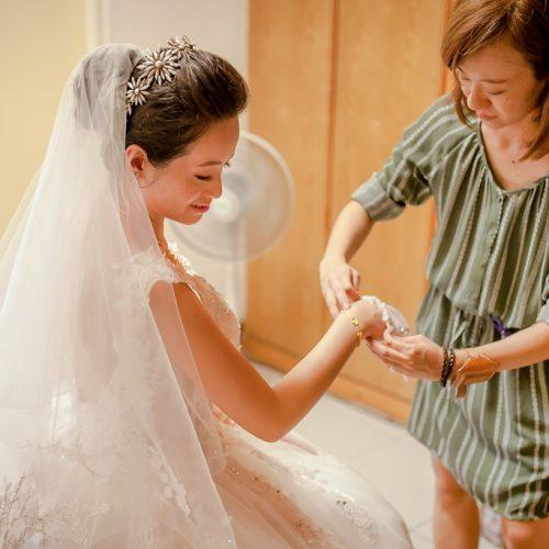 炳岳子吟結婚-日月潭儀式 [彩妝NADIALEE]