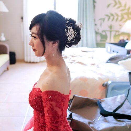 [新秘NADIALEE]曼菱文定-劍湖山王子飯店