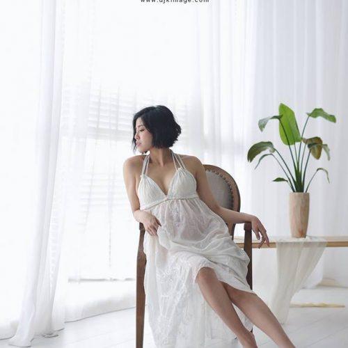 [彩妝師NadiaLee]田田孕婦寫真,攝影:UJK油甲桂