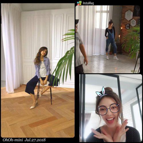 廣告造型師NADIALEE - 服裝品牌廣告型錄彩妝造型