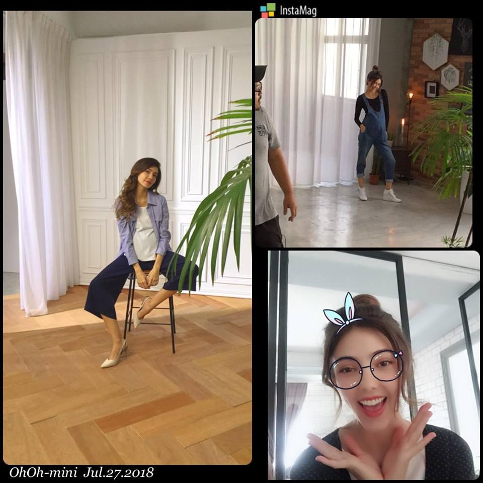 廣告造型師NADIALEE -推薦 服裝品牌廣告型錄網拍彩妝造型