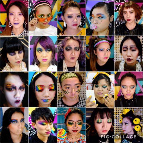 [ 專業彩妝課程 ]  彩妝師NADIALEE - 年代彩妝 20s 60s 80s