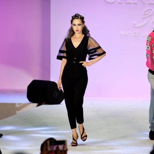 [ 走秀後台彩妝師NADIALEE ] 肯邦三十風格生活時裝週 二代秀觀驛美髮沙龍