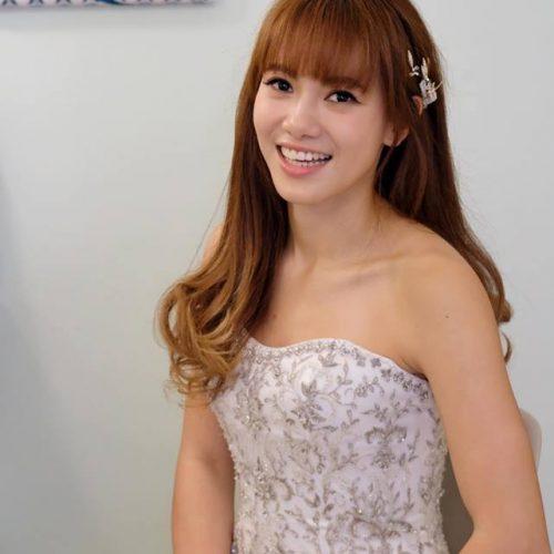 [ 新秘推薦 ] 彩妝師NADIALEE - 求婚大作戰 婚紗造型