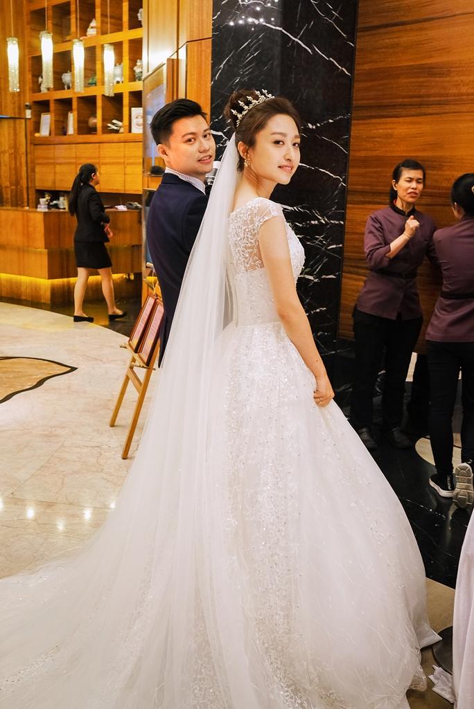 新秘推薦 彩妝師NADIALEE - 鈺婷結婚婚禮造型 清水成都
