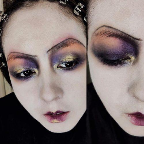 [彩妝教學] 高階彩妝課程 - 仿妝