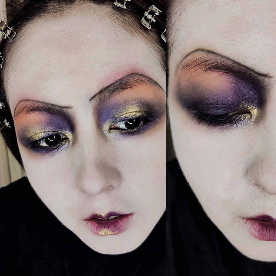 高階彩妝課程-仿妝復古造型20年代彩妝