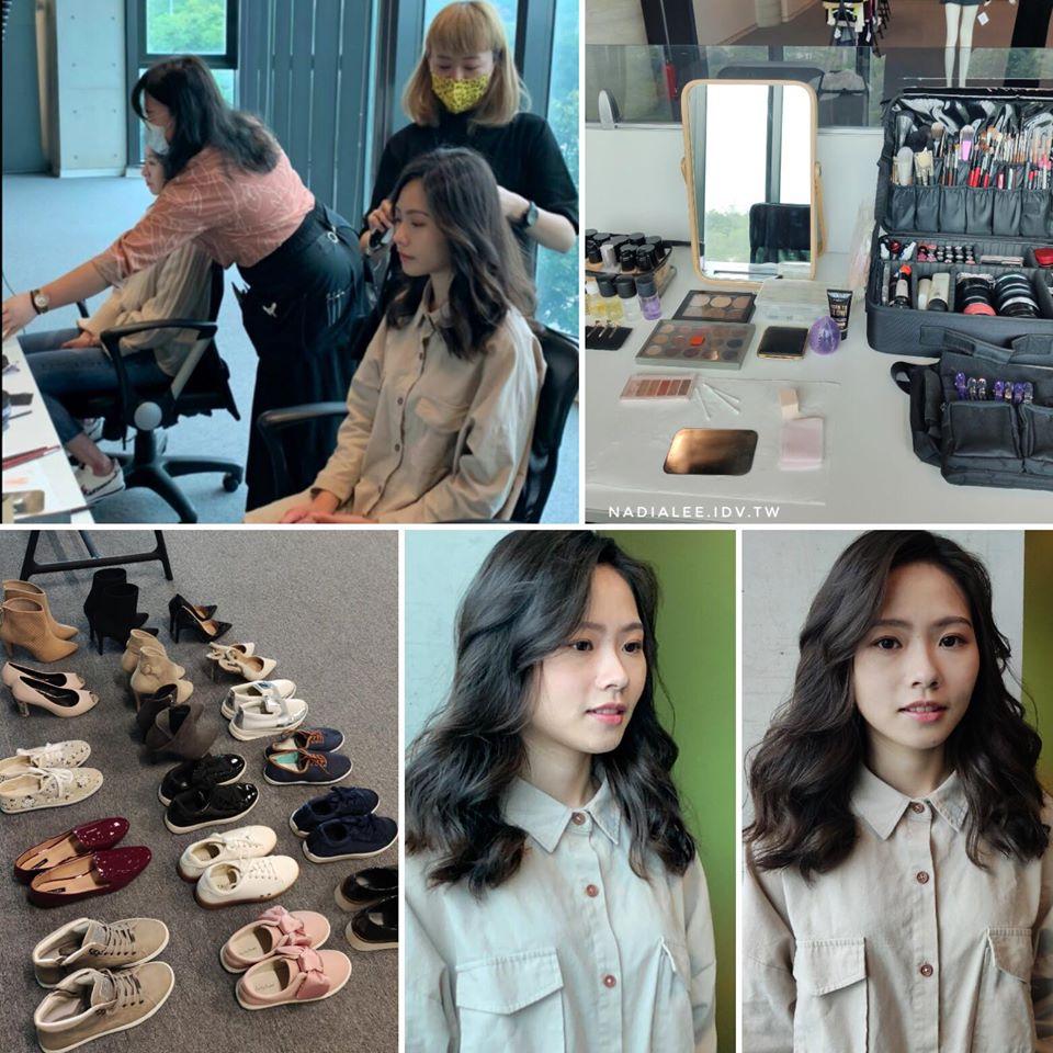 服裝型錄拍攝整理造型彩妝師NADIALEE